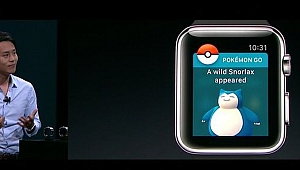 Apple Watch İçin Pokemon GO Müjdesi